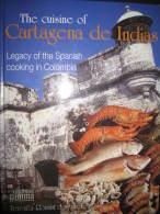 Colombia, Cuisine Of Cartagena De Indias, Book - Other