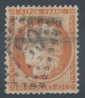 Lot N°23429   N°38, Oblit GC 6314 LILLE-SECTION-DE-FIVES(57) - 1870 Siege Of Paris