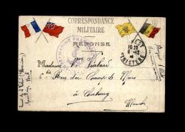 MILITARIA - FRANCHISE MILITAIRE - CORRESPONDANCE MILITAIRE - Cartes De Franchise Militaire