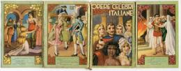 CALENDARIETTO OPERE CELEBRI ITALIANE SIRACUSA ANNO 1943 OPERA LIRICA CALENDRIER - Calendriers