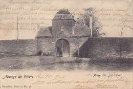 ABBAYE DE VILLERS / LA PORTE DES JARDINIERS/ NON DIVISEE - Villers Sur Mer