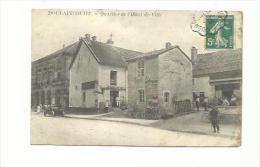 DOULAINCOURT (52) Quartier De L'Hotel De Ville - Doulaincourt
