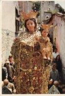 PIETRALCINA  /   Madonna Della Libera Venerata Da Padre Pio Fin Dall'infazia - Benevento