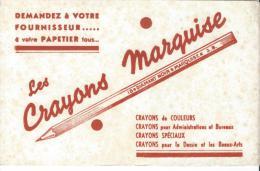 Les Crayons Marquise/Diamant Noir / Vers 1945-1955        BUV76 - Papierwaren