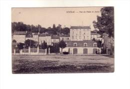 RIBERAC  PLACE DU PALAIS DE JUSTICE - France