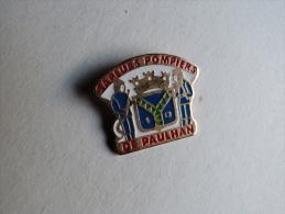 POMPIERS PAULHAN .HERAULT - Pompiers