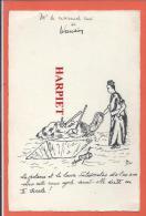 Monsieur Le Révérend Curé De WANSIN -  Illustration D'un Menu Pour Un 25me Anniversaire - 1924-1949 - Hannut