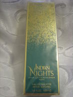 Vintage INDIAN NIGHTS Jean-Louis Scherrer 3.3 Oz / 100 Ml EDT Sealed - Fragrances (new And Unused)