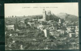 L'aveyron - AUBIN - Le Vieux Village Et Le Calvaire  ( Inédit Ainsi Sur Delcampe )- Dag105 - Rodez
