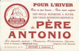 Bonbons/ Du Pére ANTONIO/MARISSEL  Les Beauvais / BEAUVAIS / Oise / Vers 1945-1955      BUV82 - Cake & Candy