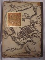 "\""""HISTORY OF THE JEWS\"" CIGARETTE STICKER ALBUM JEWISH BOOK PALESTINE ISRAEL 1939 - Livres"