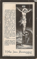 DP. EDOUARD DEMEULENAERE ° COOLSCAMP 1833 - + SWEVEZEELE 1912 - Religion & Esotericism