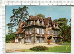 L 437  -  BIEVILLE -  Manoir De  QUERVILLE  -  Les Manoirs Normands - Altri Comuni