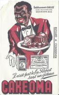 Gateau /CAKEOMA/ Etablissements GAILLOT/ MALO Les BAINS/Nord/ Vers 1945-1955      BUV83 - Sucreries & Gâteaux