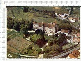 CHATEAU  L EVEQUE -  Vue Aérienne - Le Château - France