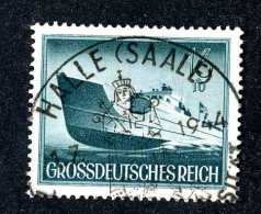 4317e  3rdReich  Michel 881  Used~  ( Cat.€1.60 )  Offers Welcome! - Used Stamps