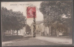 51-----POMACLE--Vue De La Petite Place-animé - Autres Communes