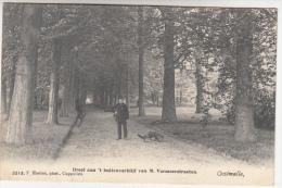 Oostmalle, Dreef Aan ´t Buitenverblijf Van M. Vermeerstraeten - Geanimeerd - 1908 - F. Hoelen, Cappellen 3313 - Malle
