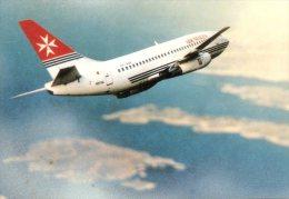 (776) Aircraft - Avion - Air Malta Boeing 737-200 - 1946-....: Moderne