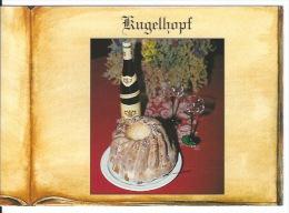 CPSM Kugelhopf - Recipes (cooking)