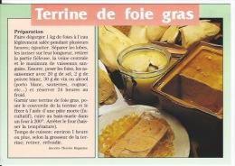 CPSM Terrin De Foie Gras - Recipes (cooking)