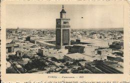 Lot De 10 CPA LL De Tunis - Tunisie - 5 - 99 Karten
