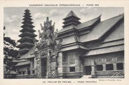 Cp , 75 , PARIS , Exposition Coloniale Internationale , 1931 , Pavillon Des Pays-Bas , Façade Principale - Expositions