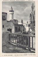 Cp , 75 , PARIS , Exposition Coloniale Internationale, 1931, Section Tunisienne, Vue Sur La Place , Le Café Maure - Expositions