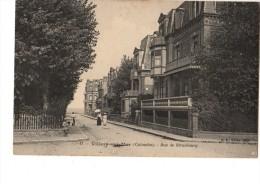 14-----VILLIERS SUR MER----rue De Strasbourg---voir 2 Scans - Villers Sur Mer