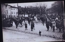 CHATEAU SALINS  ENTREE DES FRANCAIS GENERAL DAUGAN - Chateau Salins