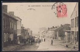 SAINT - MENGES . Rue Du Bas Du Village . - Other Municipalities