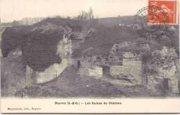 BEYNES - Les Ruines Du Château - Beynes