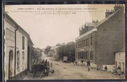 SIGNY - LE - PETIT . Rue Des Gobrons Et Rue De La Haute - Famille - Gendarmerie . - Other Municipalities