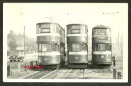 RJ669  Leeds City Trams 187 155 & 501 - Photos