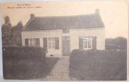 Bois D'Haine. Maison Natale De Louise Lateau - Manage