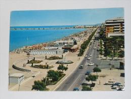 PESCARA - Il Lungomare Con La Fontana - Pescara