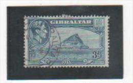 GIBRALTAR 1938-47 YT N° 107 Oblitéré - Gibraltar