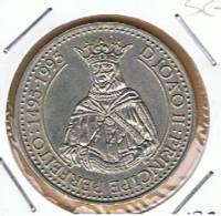 PORTUGAL - 200 Escudos 1995  KM- 673 - Portugal