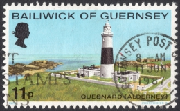 Guernsey, 11 P. 1976, Sc # 133, Mi # 131, Used - Guernsey