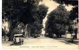 AFRIQUE CONGO LEOPOLDVILLE AVENUE PAUL HAUZEUR A B C ET BANQUE - Kinshasa - Léopoldville