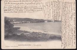 CPA - (83) Sainte Maxime - Vue Générale - Sainte-Maxime