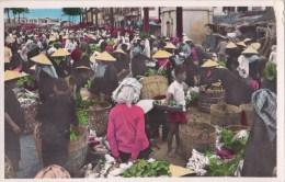Sud Vietnam - SAIGON - Au Marché De Cauonglanh - Animée - Vietnam