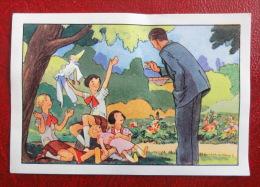 Image  Chocolat SUCHARD  LA VIE FIERE ET JOYEUSE DES SCOUTS  Chapitre XVII   Scout  Scoutisme - Suchard