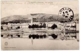 Saint Martin D'Ardèche, Vue Générale ... - France