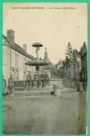 Aube - Saint Mards En Othe -  Fontaine Saint Bouin -   Animée - Troyes