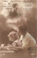 """"""" Embrasse-le Ma Chérie ! """" - Guerre 1914-18"""
