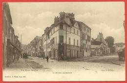 SAINT OUEN L'AUMONE Rues Haute Aumône & St Lazare (Seyes) Val D´Oise (95) - Saint-Ouen-l'Aumône