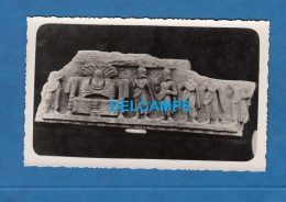 CPA Photo - PESHAWAR - Belle Fresque Présente Au Musée - Inde Pakistan - Archeology Archéologie Antiquities - Pakistan
