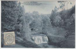 19966g CASCADE - Château De Mgr Le Prince D'Arenberg - Marche-les-Dames - S B P 1 - Namur