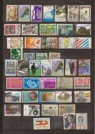 Vrac Pays Bas / Nederland Timbres Oblitérés  Avec  Surtaxés (ref738 ) - Mezclas (max 999 Sellos)